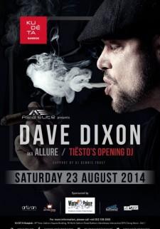 DJ Dave Dixon