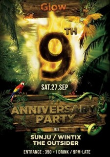 9 Anniversary Party